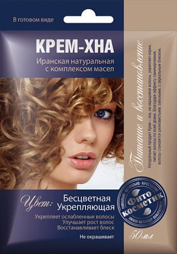 ФИТО Крем-хна в готовом виде