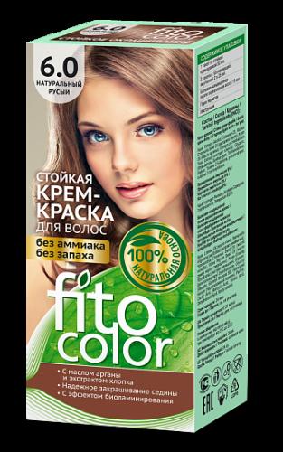 ФИТО Стойкая крем-краска д/волос