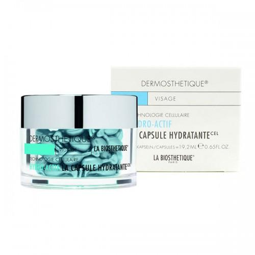 LA BIOSTHETIQUE SkinCare  Visage. Hydro-actif/Гидролипидные капсулы-гель для обезвоженной кожи La Capsule Hydratante, 60шт