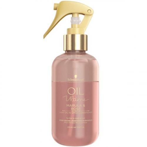 Schwarzkopf Oil Ultime Light Spray Cond Спрей-кондиционер  для волос 200 мл.