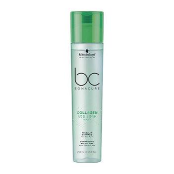 Schwarzkopf BONACURE NEW Volume Boost Collagen Micellar Shampoo Пышный Объем Шампунь, 250 мл
