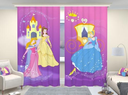 Фотошторы люкс Принцессы