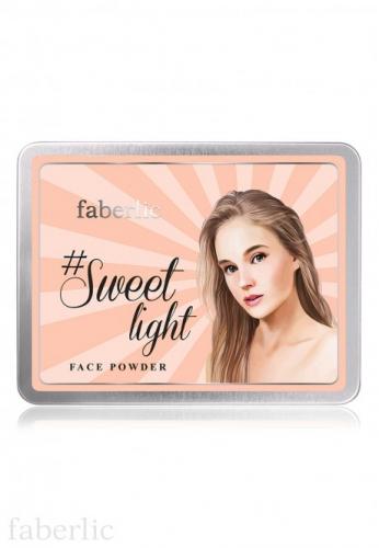 Пудра для лица #Sweetlight