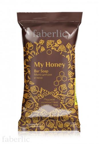 Мыло для рук и тела My honey