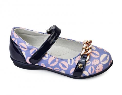 Туфли для девочки KB1825BL