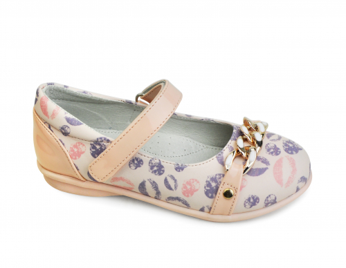 Туфли для девочки KB1825RS