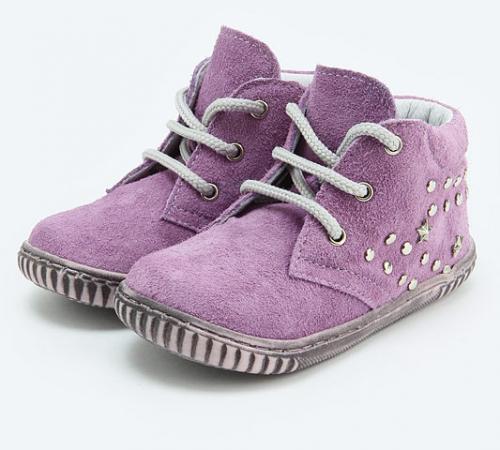 Ботинки для девочки первый шаг KB14LS-0014