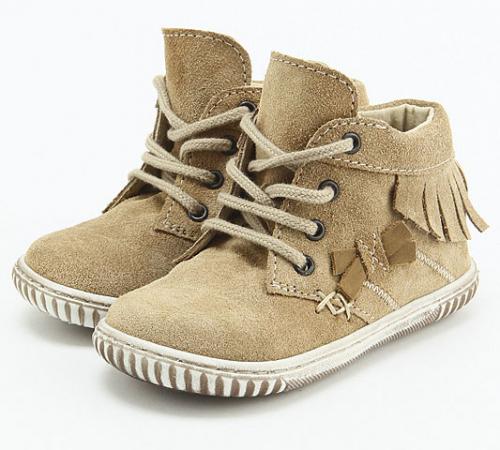 Ботинки для девочки KB14LS-0073