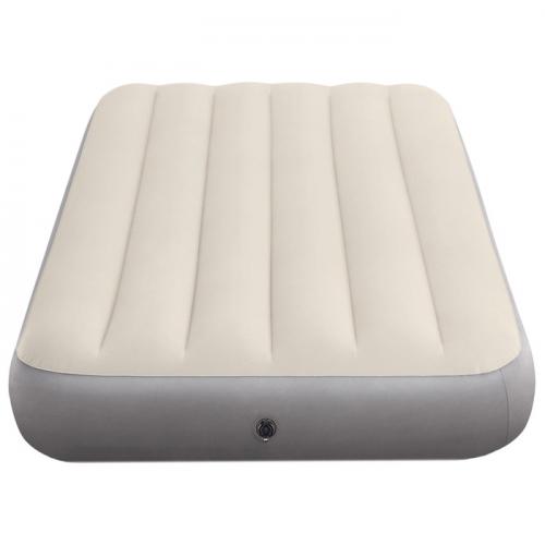 Кровать надувная Deluxe Twin, 1 местный, 99х191х25 см