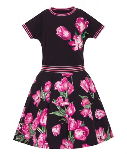 [490437]Платье для девочки ДПК225804н