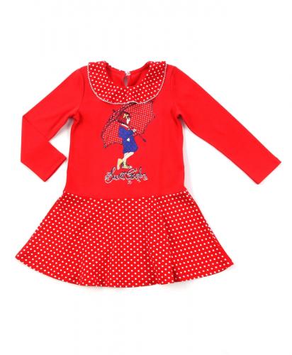 [294093]Платье для девочки ДПД425067н