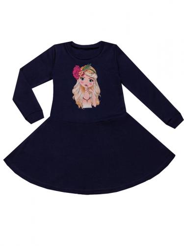 [501609]Платье для девочки ДПД102067