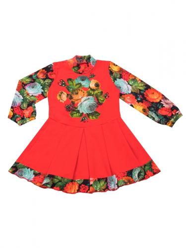 [504117]Платье для девочки ДПД945804ня
