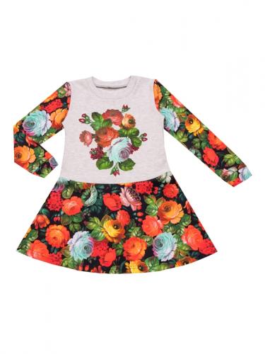 [504118]Платье для девочки ДПД102070ня