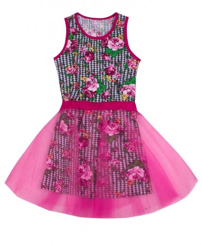 [486923]Платье для девочки ДПБ165001н