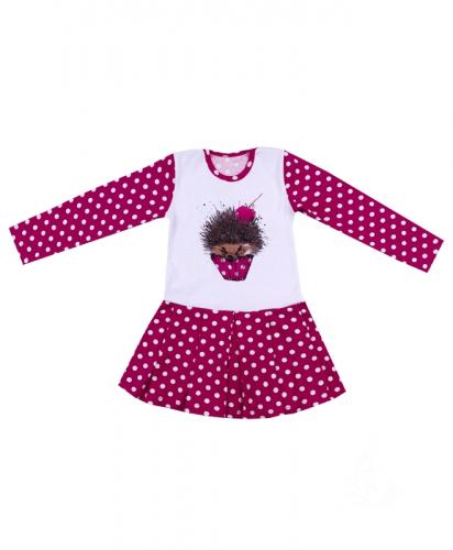 [325440]Платье для девочки ДПД421067н