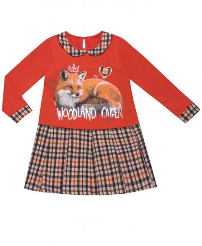 [493402]Платье для девочки ДПД925258н