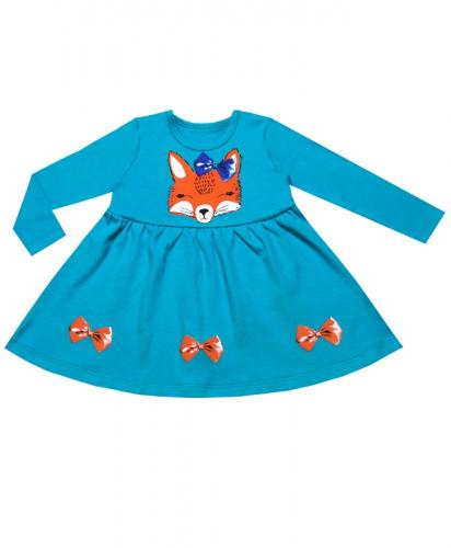 [496855]Платье для девочки ДПД082067