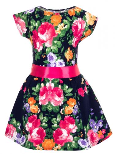 [302591]Платье для девочки ДПК865001н