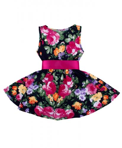 [302582]Платье для девочки ДПБ867001н