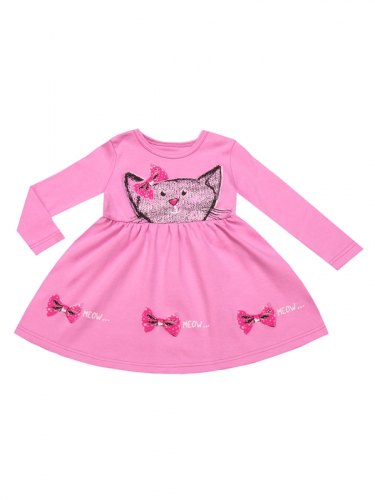 [504878]Платье для девочки ДПД082067