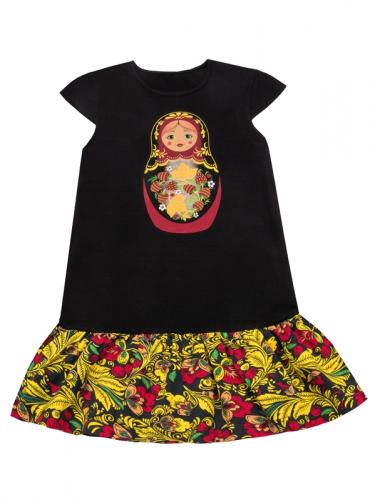 [504440]Платье для девочки ДПК111804н