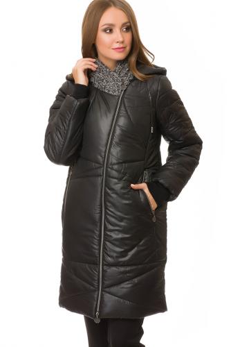 Утепленное пальто #90489