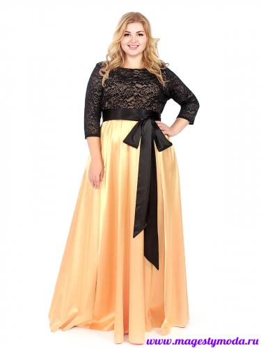 Вечернее платье Zelmira Magesty