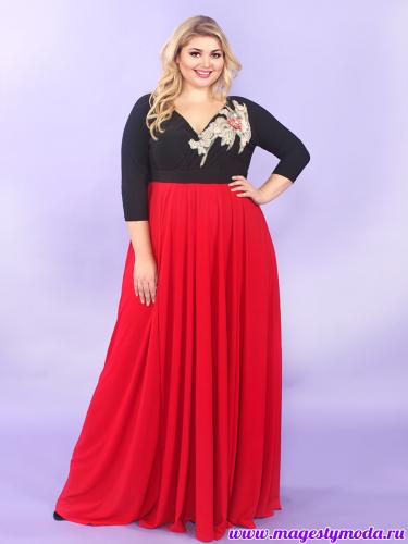 Вечернее платье Шакира Magesty