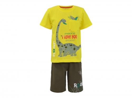 Комплект футболочка+шортики для мальчика