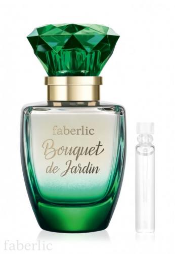Пробник парфюмерной воды для женщин Bouquet de Jardin