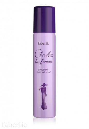 Парфюмированный дезодорант для женщин Cherchez la femme