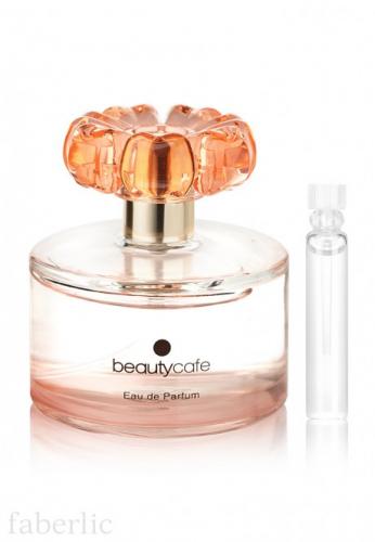 Пробник парфюмерной воды  для женщин Beauty Cafe