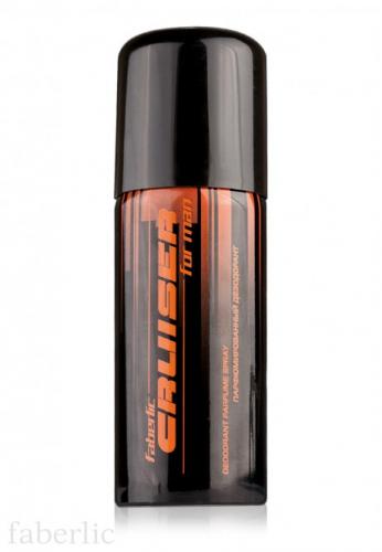 Парфюмированный дезодорант-спрей для мужчин Cruiser