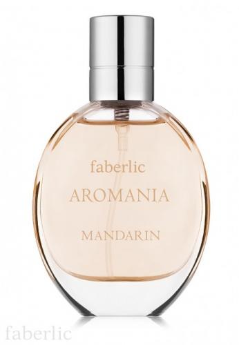 Туалетная вода для женщин Aromania Mandarin