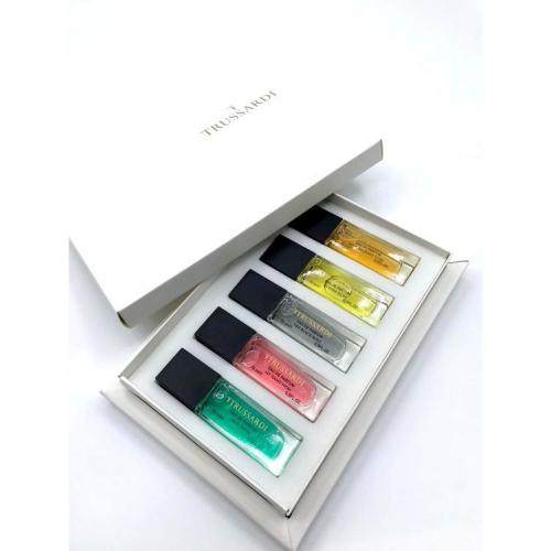 Подарочный парфюмерный набор TRUSSARDI 5Х15ml_Копия