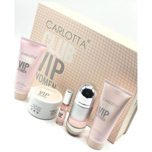 Подарочный набор 5 в 1 Carlotta Club Vip Women (ОАЭ)_Копия