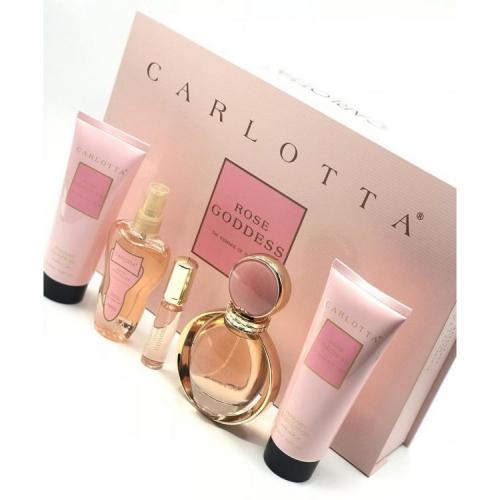 Подарочный набор 5 в 1 Carlotta Rose Goddess (ОАЭ)_Копия