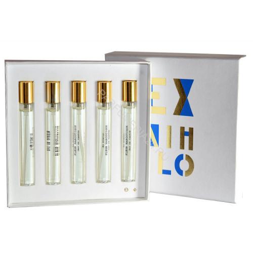 Набор мини-ароматов EX NIHILO Fleur Narcotique 5х7,5ml (унисекс)_Копия