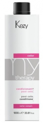 KEZY Mytherapy Post Color conditioner Кондиционер после окрашивания с экстрактом граната