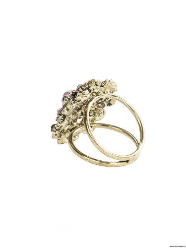 Зажим-кольцо ZK042 - сиреневый