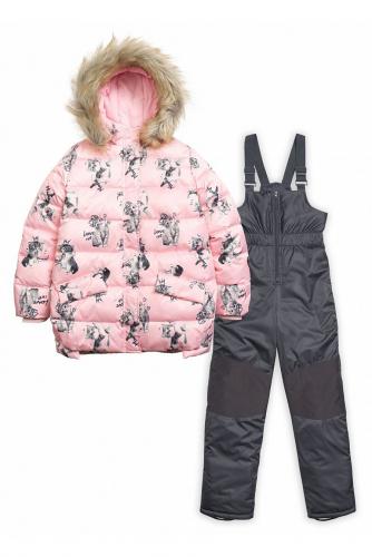 Комплект (Комбинезон+Куртка) #99533