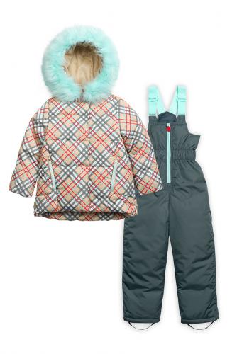 Комплект (Комбинезон+Куртка) #97093