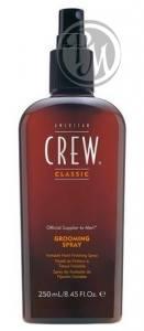American crew classic grooming spray спрей для финальной укладки волос 250мл БС