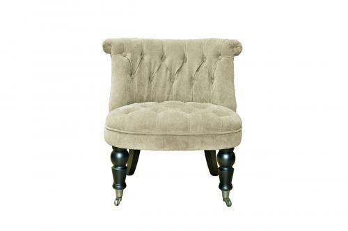 низкое кресло