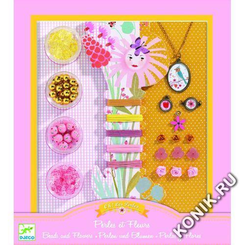 Набор для детского творчества «Цветочки»