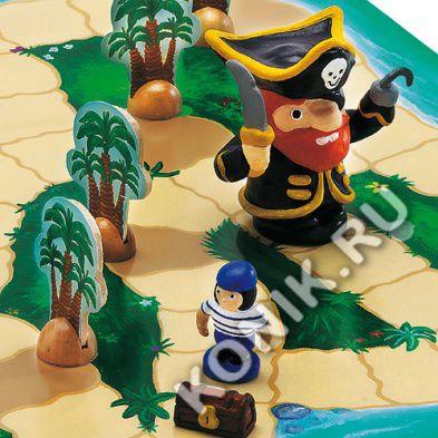 Настольная игра Большой пират