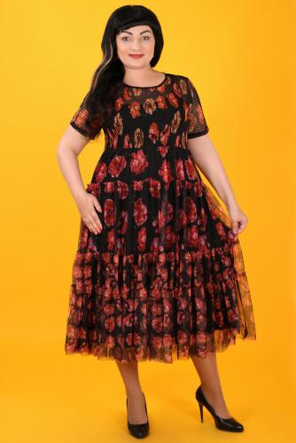 20-26 ДАДАШ L024 Платье-двойка