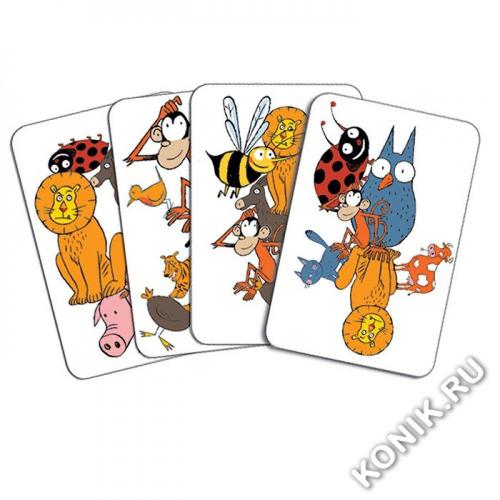 Детская наст.карт. игра Батафлеш