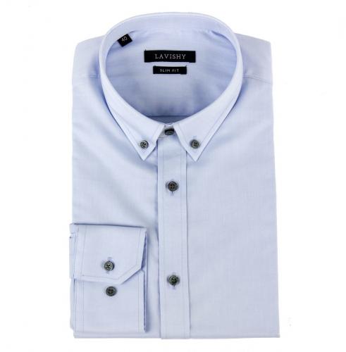 LA803001LAV-сорочка мужская